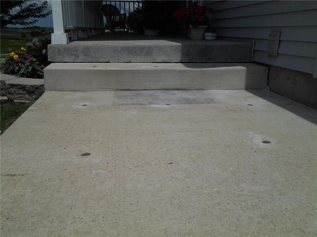Uneven Sidewalk in Viroqua WI - After Photo