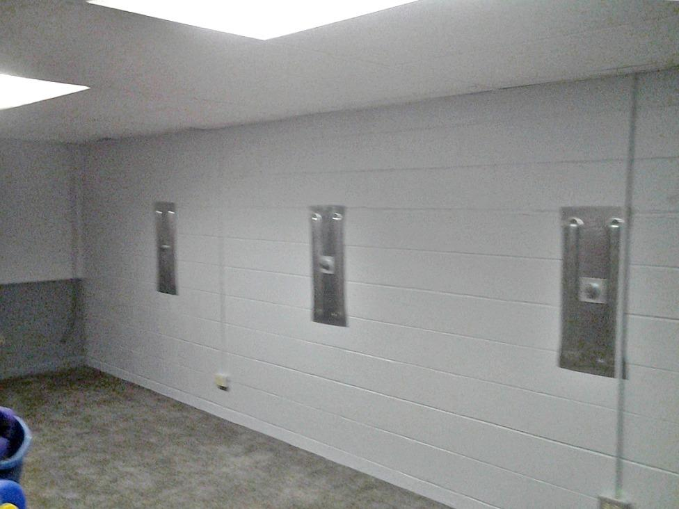 Bowing Walls in Luverne, MN - After Photo