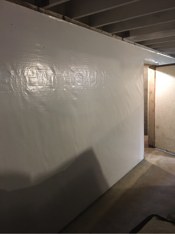 Basement Waterproofing Contractor in Warrens, WI - After Photo