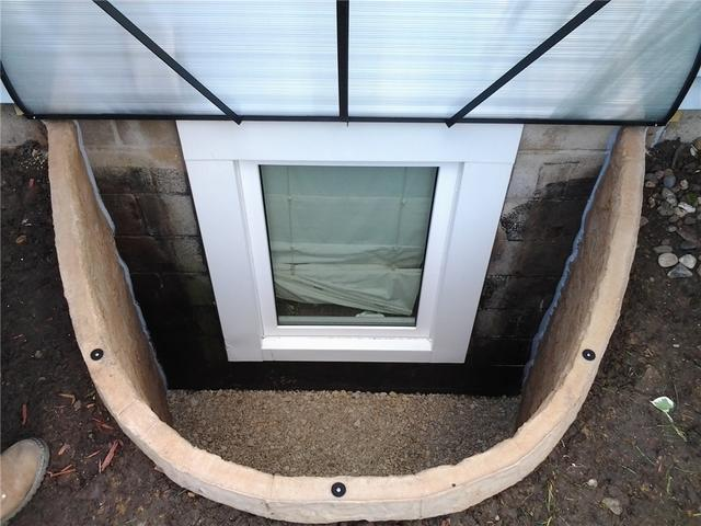 Window Well Replacement in Rochester, MN