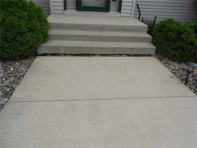 Uneven Sidewalk in Austin, MN