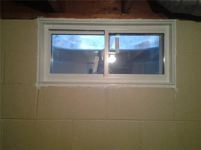 Leaking Egress Window in Mason City, IA