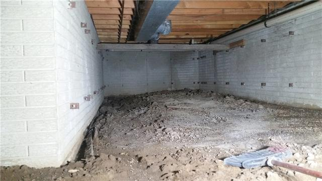 Dirt Crawlspace Repair in Onalaska, WI