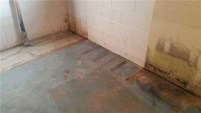 Wet Basement in Albert Lea, MN