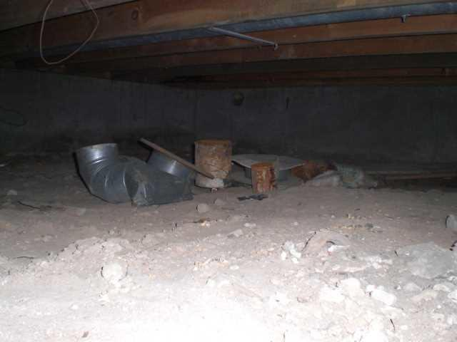 Crawlspace encapsulation in Neillsville, WI