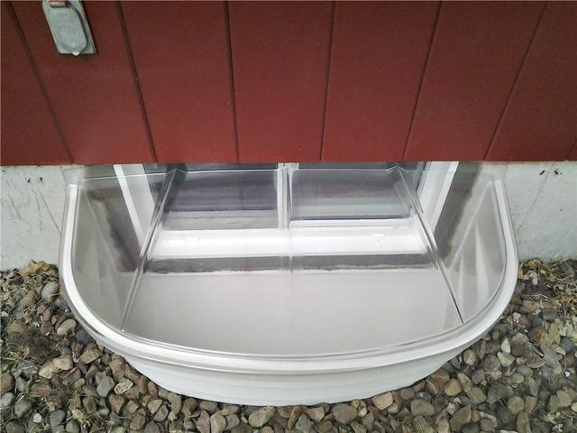 Window Well Replacement in Merrillan, WI.