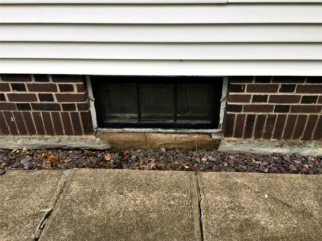 Basement Window Replacement in Winona, MN.
