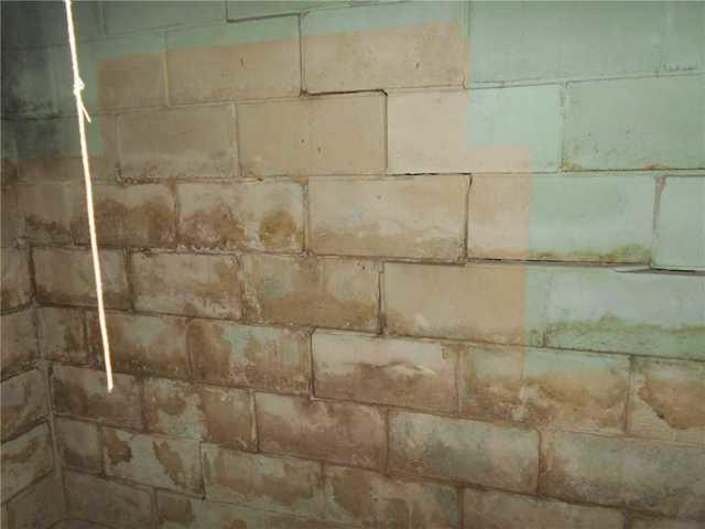 Cracked and Bowed Wall in Stewartville, MN