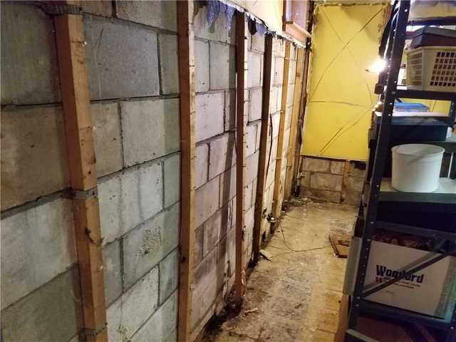 Wall Straightening and Bracing in Leroy, MN.