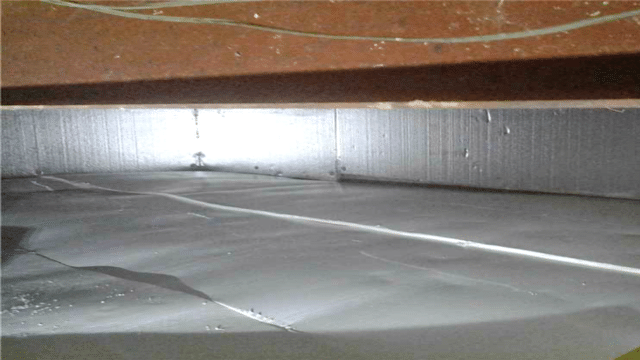 Excessive Dampness in Burnsville, MN Crawl Space