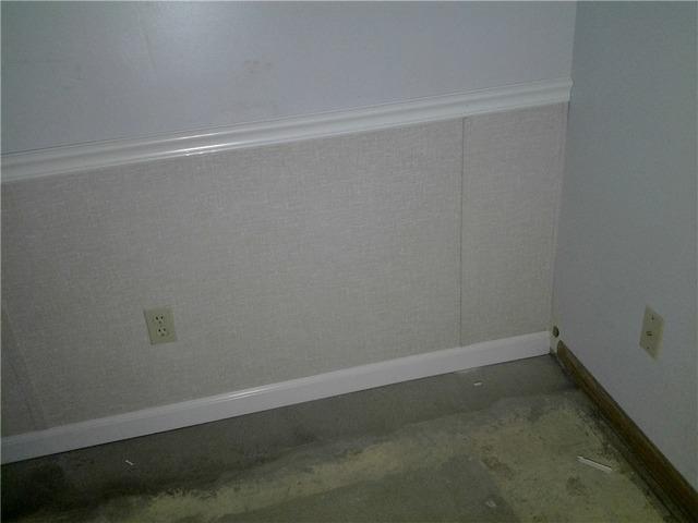 Wet Basement Wall Restoration in Onalaska, WI