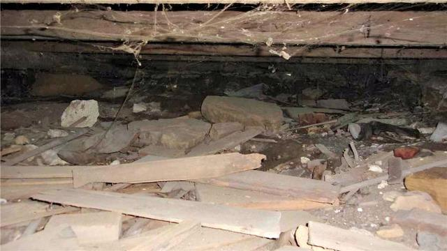 Wet Crawl Space and Damaged Foundation Repair in Ettrick, WI