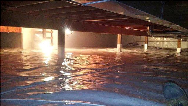 Crawl Space Waterproofing in Stillwater, MN