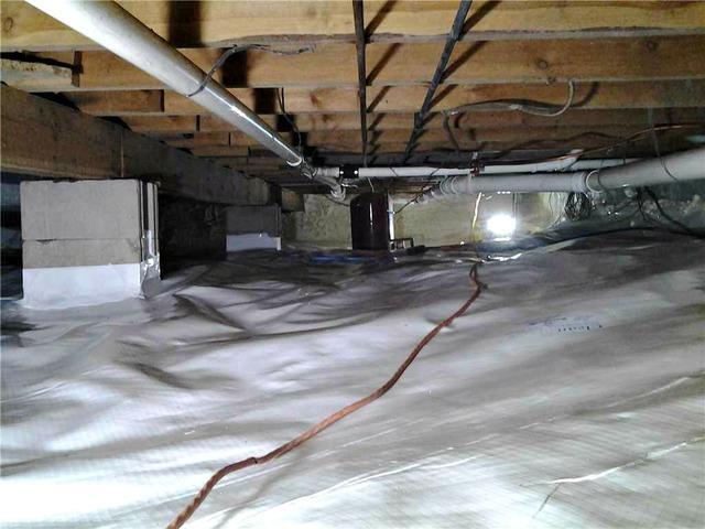 Crawl Space Waterproofing in New Richmond, WI