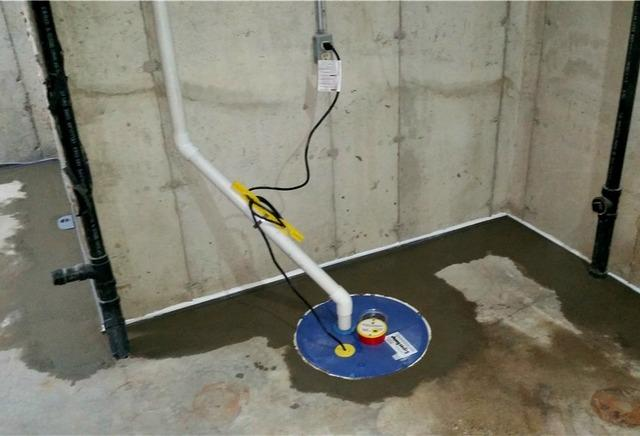 Waterproofing and Sump Pump Installation in Savage, MN