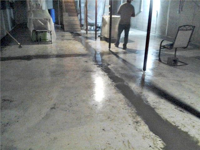 Basement Waterproofing in Arcadia, WI