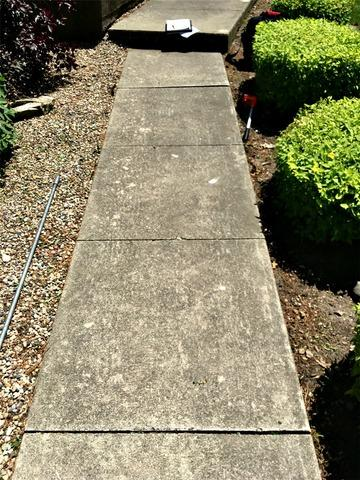 Sunken Concrete Slabs Cured  in Dougherty, IA