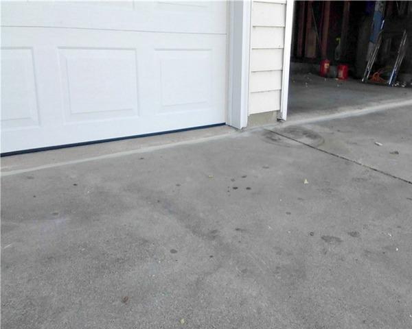 Sunken Driveway Solved in Lewisville, MN