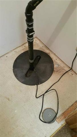 Failed Sump Pump Replaced in Hopkins, MN
