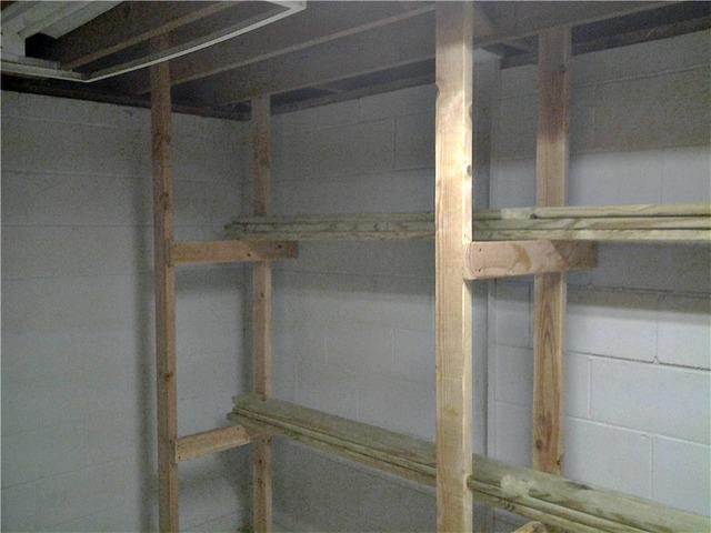 Cracked Foundation in Saint Ansgar, IA Basement