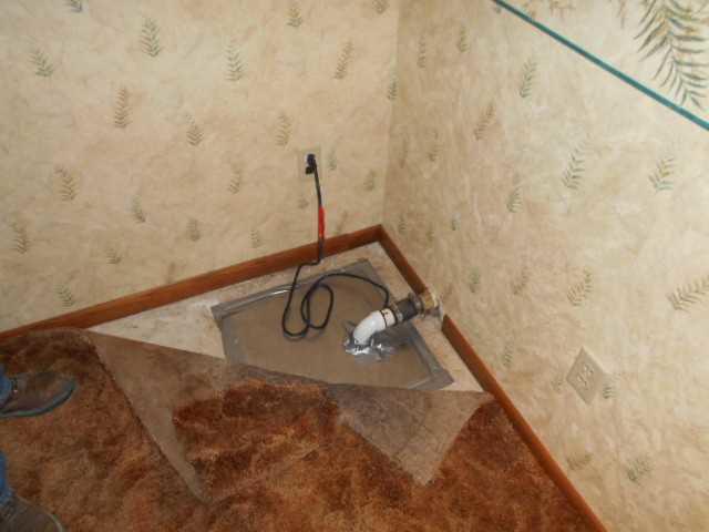 Waterproofing System Installed in Lyle, MN Basement