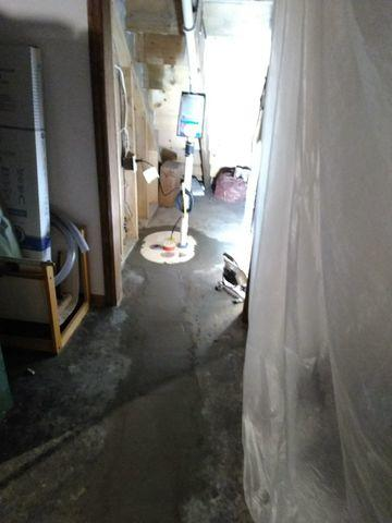 Water Seeping into Basement in Harmony, MN