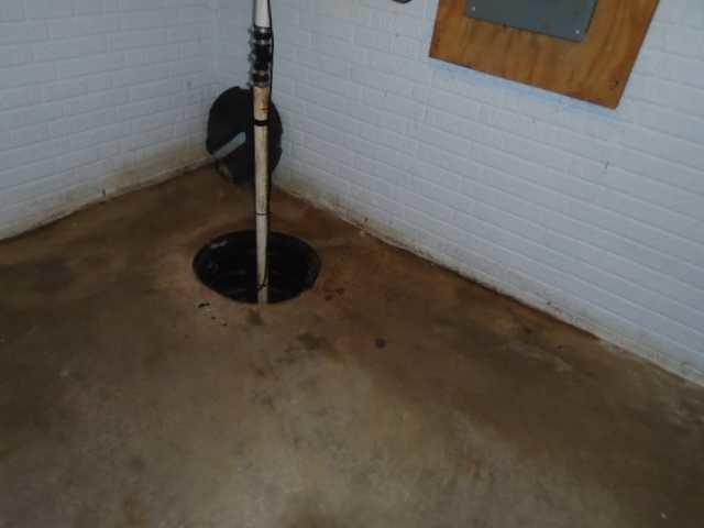 Wet Basement in Sumner, Iowa Gets Waterproofed