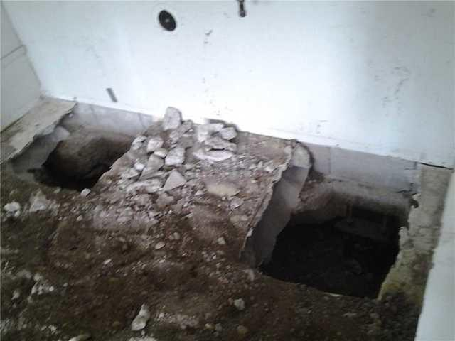 Settling Foundation Raised in Le Sueur, MN