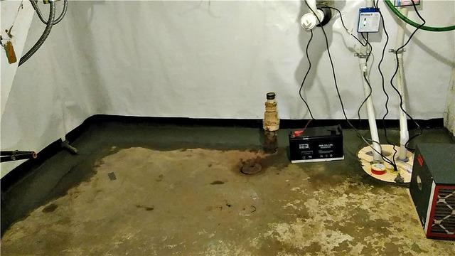 Wet Basement Transformed in Fountain, MN