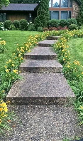 Beautiful Concrete Transformation in Willmar, MN