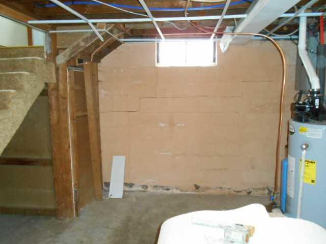 Cracked Foundation Wall in Arkansaw, WI