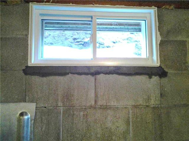 Leaky Basement Windows Replaced in Gaylord, MN
