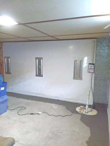 Damaged Foundation Restored in Willmar, MN