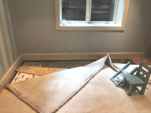 Wet Basement Restored in Excelsior, MN
