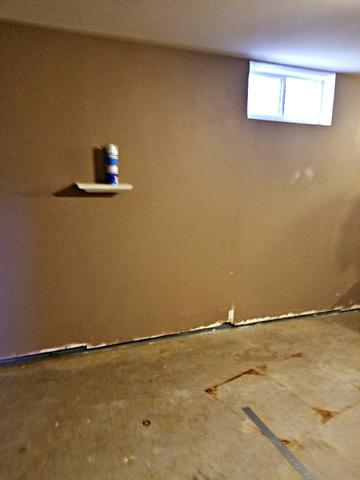 Leaky Basement Transformed in Sparta, WI