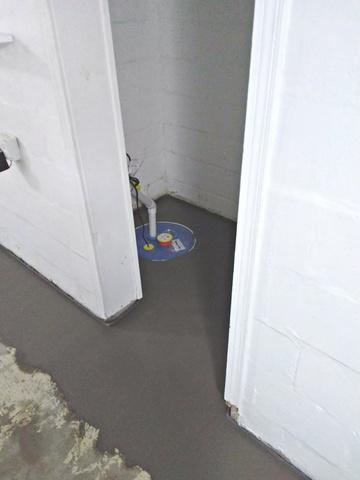 WaterGuard and SuperSump Installed in Rochester, MN