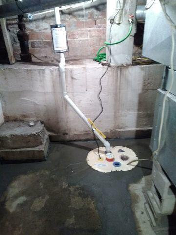 Waterproofing in Rockwell, IA