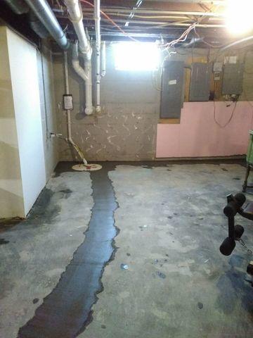Waterproofing in Forest City, IA