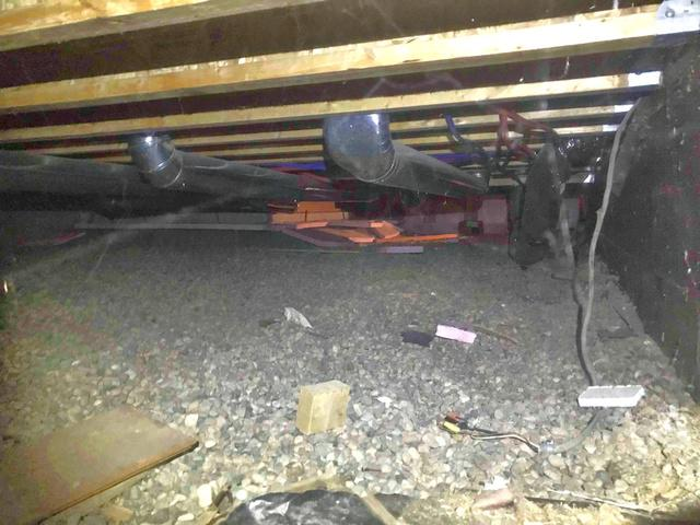 Crawl Space Encapsulation and Waterproofing in New Prague, MN