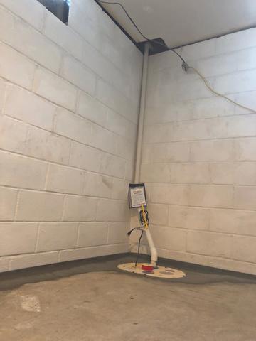 Basement Waterproofing in Mason City, IA