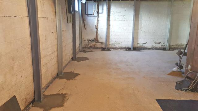 PowerBraces Stabilize Foundation in Faribault, MN