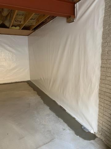 Wet Basement Restored in Bangor, WI