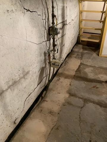 PowerBraces Stabilize Foundation in Lonsdale, MN