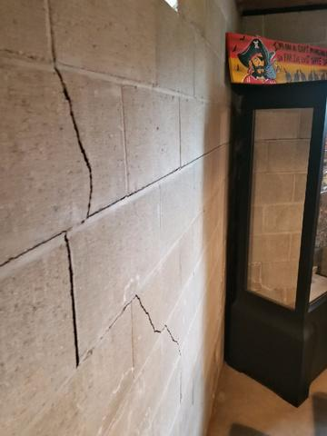 Wall Anchors Stabilize Foundation in Nicollet, MN