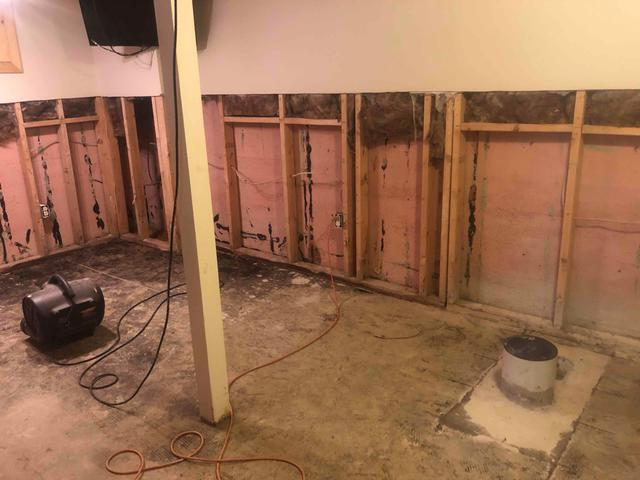 WaterGuard and Super Sump Protect Basement in Currie, MN