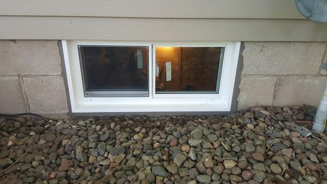 EverLast Basement Windows Installed in Hammond, WI