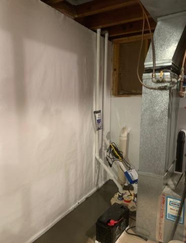 Waterproofing Repair Project in Minneapolis, MN