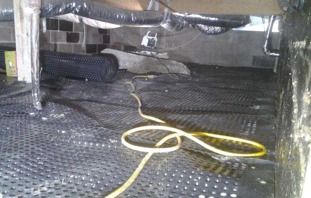 Crawl Space Encapsulation in Pine City, MN