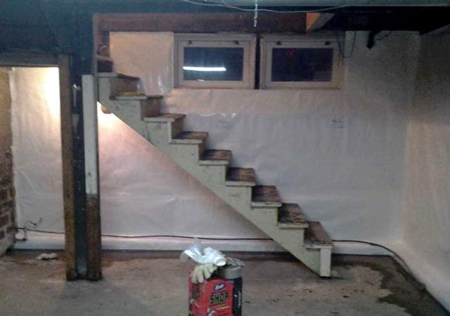Basement Waterproofed in Monona, IA