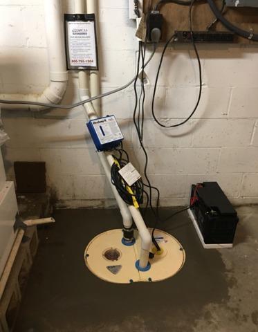 Basement Waterproofed in Randolph, MN